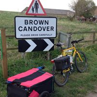 One of the outer limits - Brown Candover